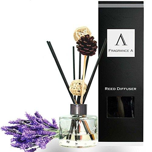 Fragrancea Reed Diffuser Set, Sweet Lavender, 3.4 fl oz by Fragreancea