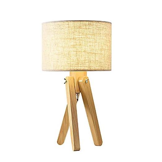 Lámpara de mesa minimalista moderna protección para los ojos nuevo ...