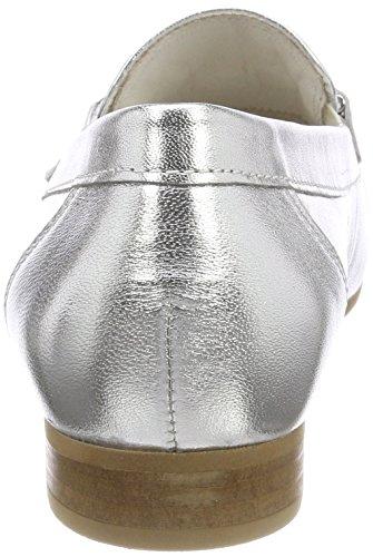 Gabor Comfort Sport, Scarpe con Tacco Donna Multicolore (Silber)