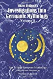 img - for Viktor Rydberg's Investigations into Germanic Mythology, Volume II, Part 1: Indo-European Mythology book / textbook / text book