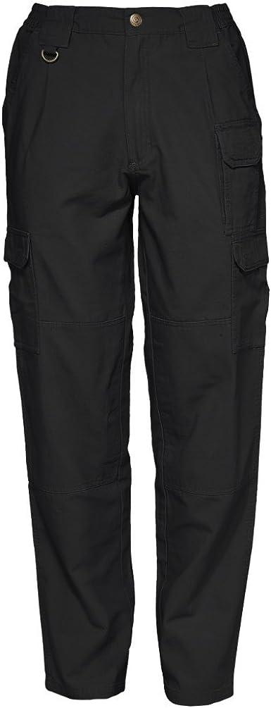 Amazon Com Pantalones Tacticos Para Mujer 5 11 Negro 12 Clothing