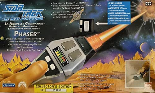 Star Trek Phaser the Next Generation Electronic