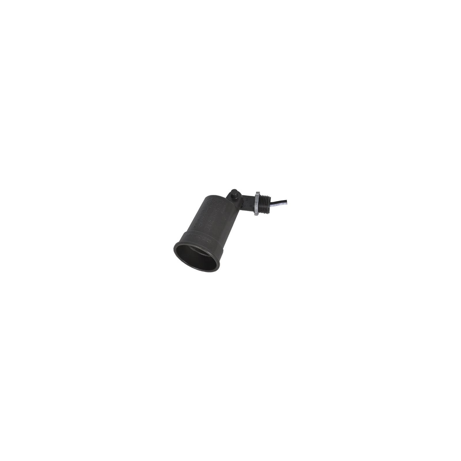 Hubbell Electrical Products LH150-2-BR Bronze Weatherproof Porcelain Socket Lampholder - Quantity 25