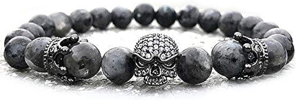 bracelet bijoux tête de mort 11