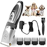 SNAHIKE Cat Shavers, Professional Dog Cat Grooming Kit, Low Noise...