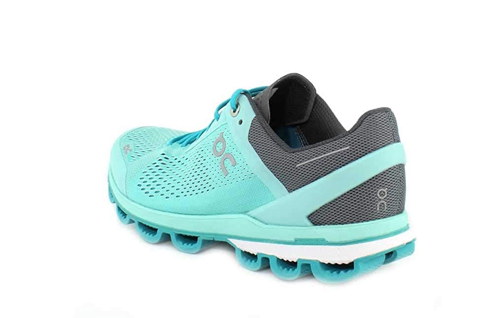 On-Running Womens Cloudsurfer Fountain Azure Running Shoe – 7.5