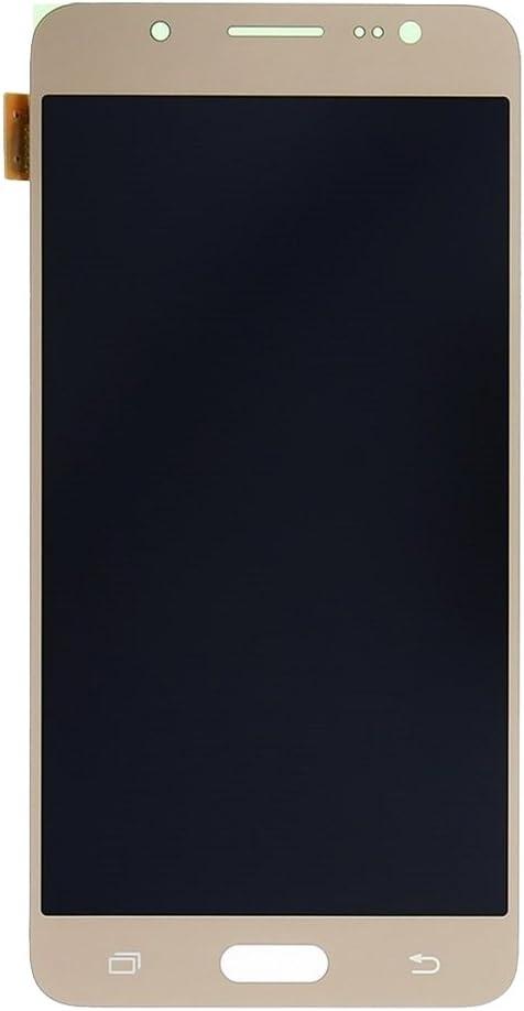 J510F LCD Screen Mobile Phone LCD Display 2016 J510M J510G Black J510FN Touch Panel for Galaxy J5 Color : Gold J510Y // J510
