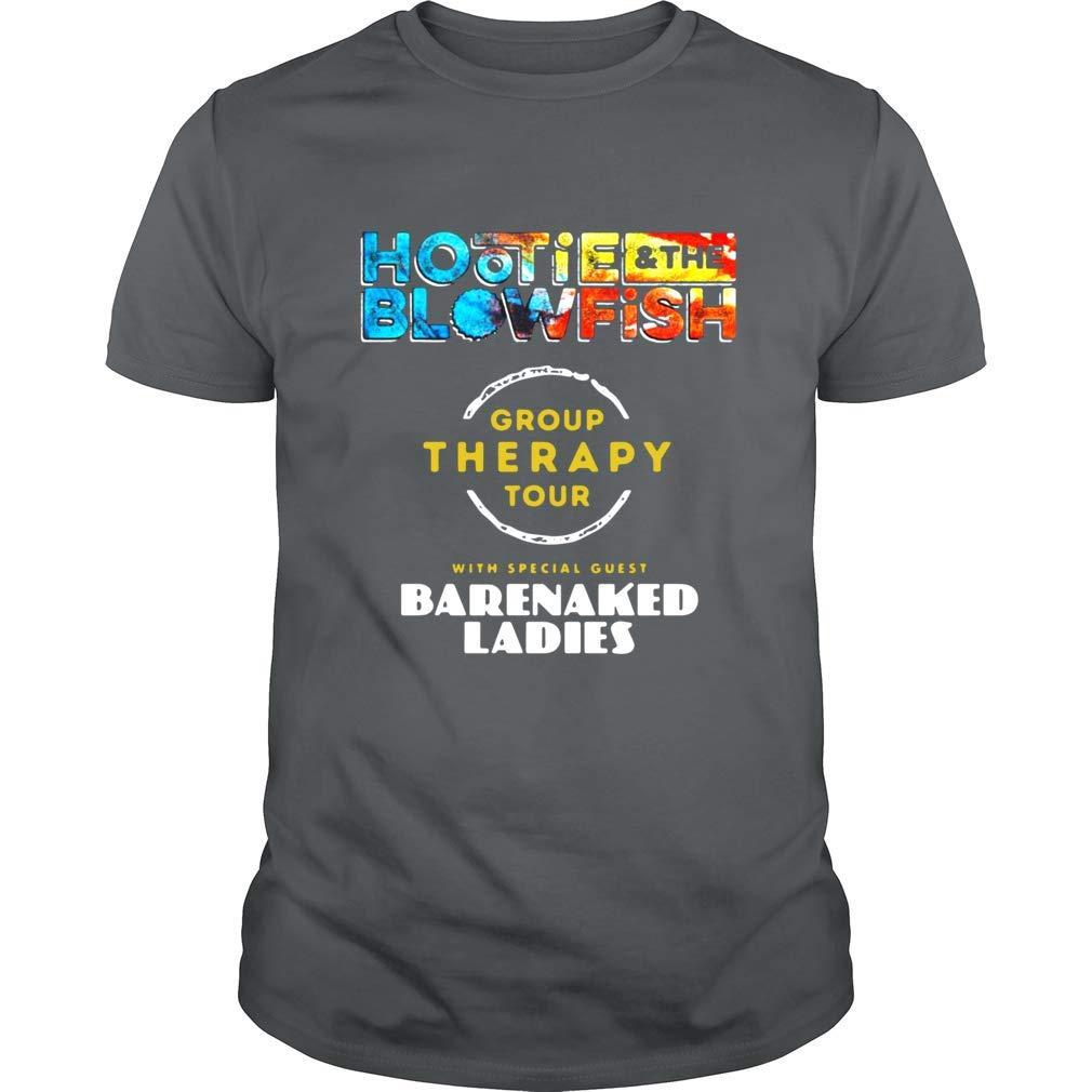 Hootie 2019 The Blowfish Tour Rock Band T Shirt