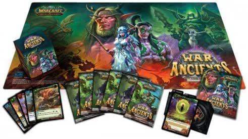 Desconocido Mundo de Warcraft Guerra de la Ancients Epic Collection Juego de Cartas coleccionables: Amazon.es: Juguetes y juegos