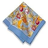 Couleur Nature Tutti Frutti Blue/Red Napkin 19x19, Set of 6