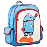 Beatrix New York Big Kid Alexander the Robot Backpack (Ages 5-10)