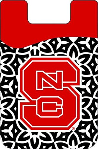 (Desden North Carolina State Wolfpack Cell Phone Card Holder or)