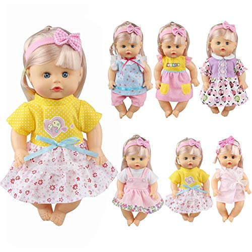 JING SHOW BUSSINESS Pack of 6 Fit 12 Inch Alive Baby for sale  Delivered anywhere in USA