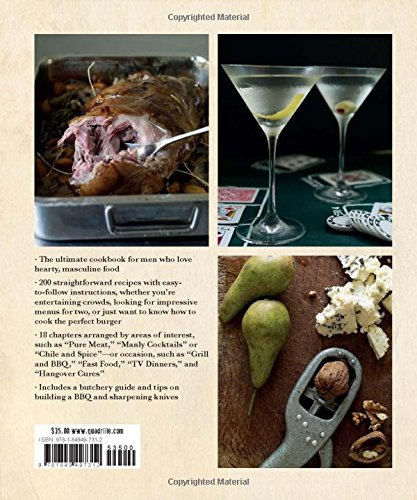 Manly food simon cave beth evans 9781849497312 amazon books forumfinder Gallery