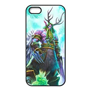 iPhone 4 4s Cell Phone Case Black Malfurion Stormrage 009 LAJ7144571