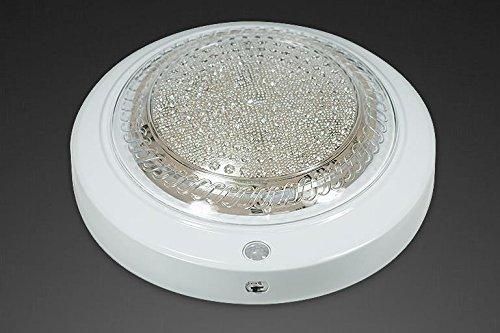 Techo de interior Auto Dooyoung LED con Sensor de movimiento Circular cubierta de hielo del punto