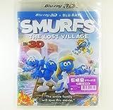 Smurfs: The Lost Village 2D + 3D (2017) (Region A Blu-Ray) (Hong Kong Version / English Language. Mandarin Dubbed) 藍精靈: 迷失的村莊