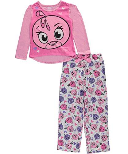 ragazza Bottom Birds rosa pigiama multi multicolor Angry 5Ywqxdvw