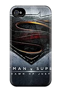 First-class Case For Samsung Galaxy S5 Cover Dual Protection Cover Batman Vs Superman Dawn Of Justice Logo