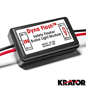 Amazon Com Krator Brake Light Flasher Lamp Module Flasher