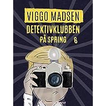 Detektivklubben på spring (Danish Edition)