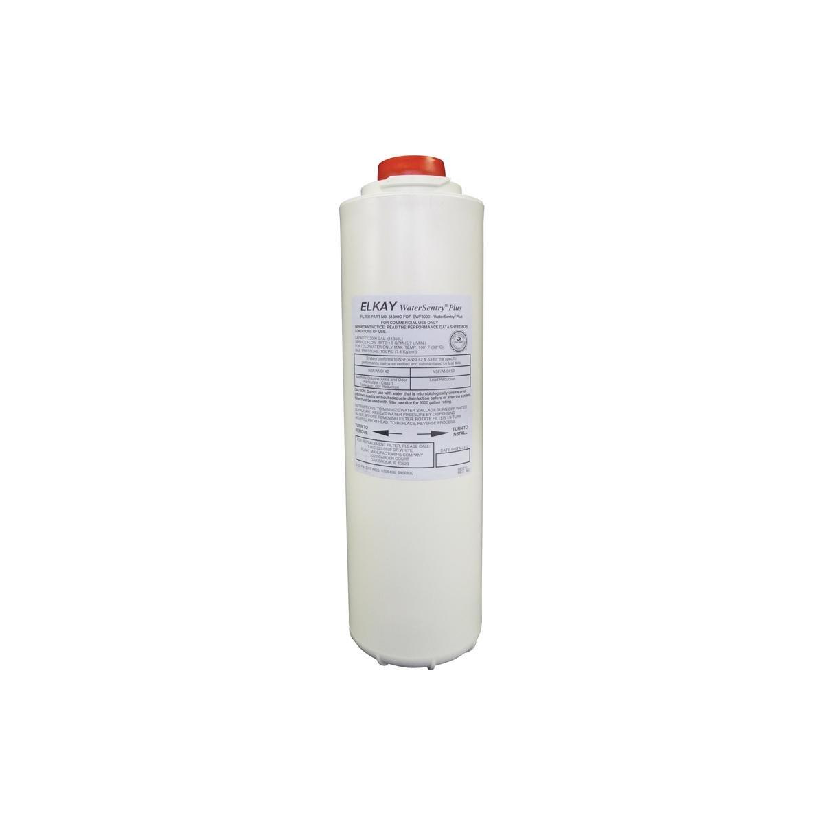 Elkay 51300C_12pk Watersentry Plus Replacement Filters (12) (Bottle Fillers)