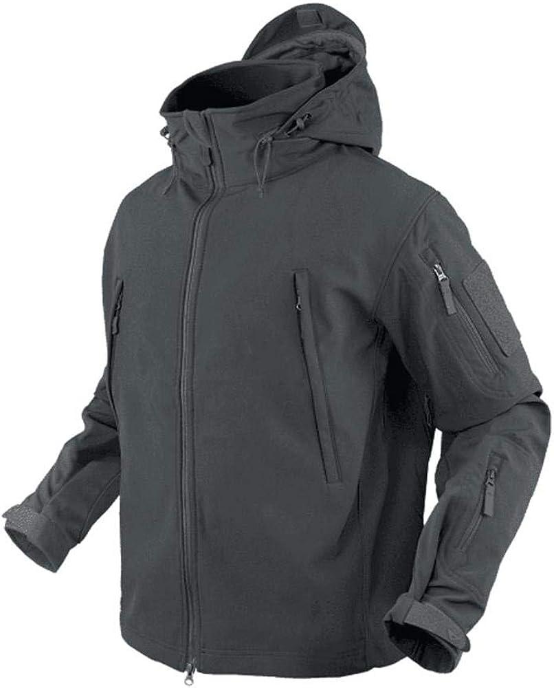 Condor Summit Soft Shell Jacket Graphite, X-Large