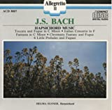 Bach: Harpsichord Music