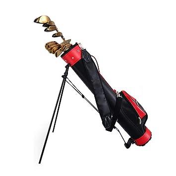 LJALJJ Bolsa de soporte de golf Soporte ligero de acción de ...