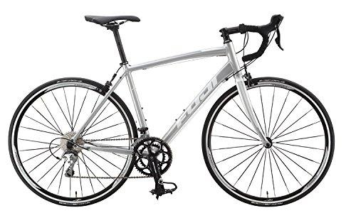 フジ 2015 SPORTIF 2.1(スポルティフ2.1) ロードバイク B079GP1RCWシルバー 52cm(168-175cm)