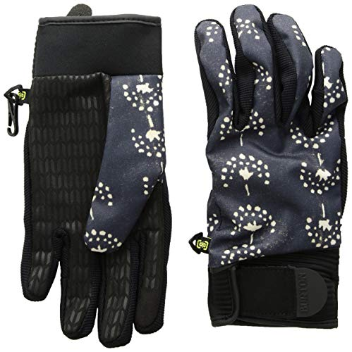 Glove Burton Snowboard Womens (Burton Women's Park Glove, Float Away, X-Small)