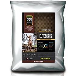 Sportdogfood Elite Grain Free Dog Food, Beef Formula, 50-Pound