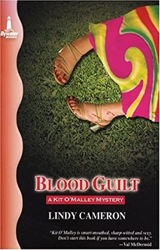book cover of Blood Guilt