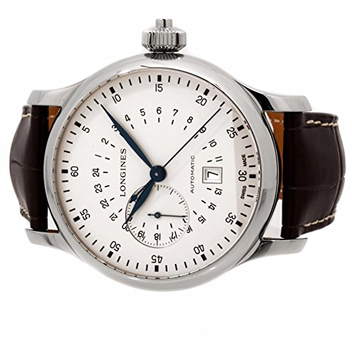 Longines-Heritage-automatic-self-wind-mens-Watch-L27974730-Certified-Pre-owned