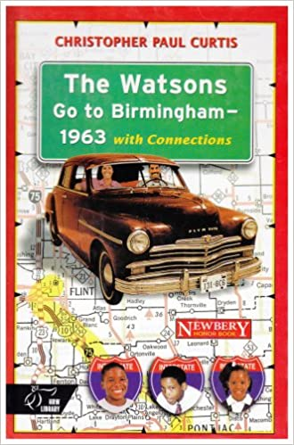Amazon.com: HRW Library: Individual Leveled Reader The Watsons Go ...