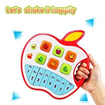 NextX Baby Musical Toys Electronic Piano Keyboard,Learning and Education Musical Instruments Toys for Boys and Girls