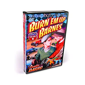 Burn 'Em Up Barnes Volumes One and Two (Complete Serial) movie