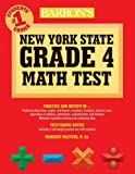 Barron's New York State Grade 4 Math Test, Margery Masters, 0764140264