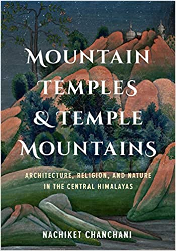 Mountain Temples and Temple Mountains: Architecture