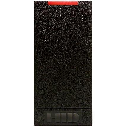 Amazon com: HID R10 iCLASS SE Reader (P/N 900NTNNEK00000): Camera