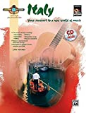 Guitar Atlas Italy: Your passport to a new world of music, Book & CD