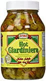 Ziyad Giardiniera Hot Mix, 32 OZ