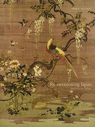 Re-envisioning Japan: Meiji Fine Art Textiles