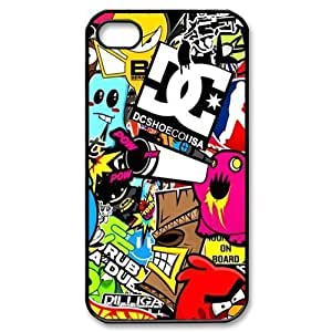 Sticker Bomb JDM DC iPhone 6 (4.7 inch) Case New Design top iPhone 6 (4.7 inch) Case Show
