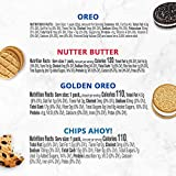 OREO Original, OREO Golden, CHIPS AHOY! & Nutter