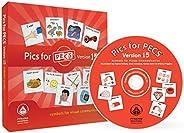 Pics for PECS® Version 15 CD