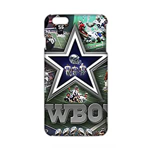 Angl 3D Case Cover Dallas Cowboys Phone Case for iPhone6 plus