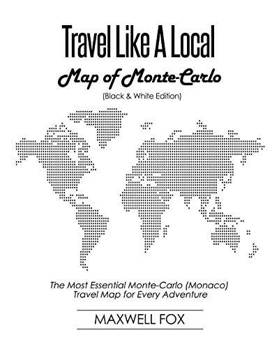 Travel Like a Local - Map of Monte-Carlo: The Most Essential Monte-Carlo (Monaco) Travel Map for Every Adventure