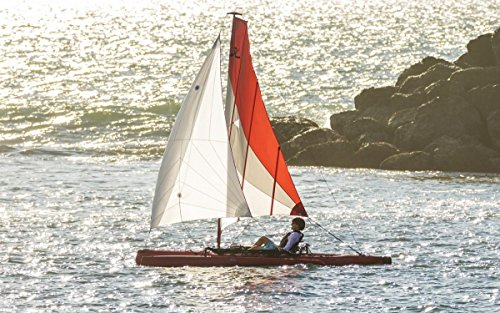 Hobie Tandem Island Spinnaker Kit by Hobie