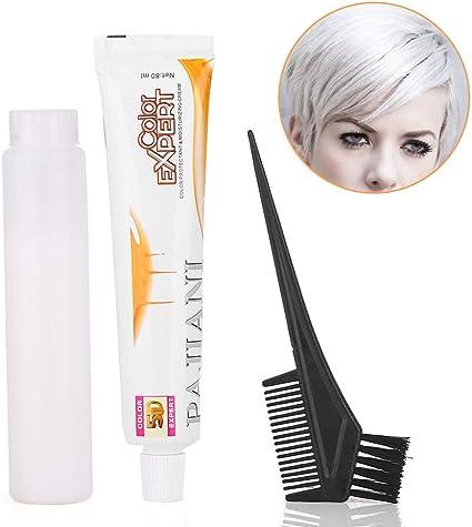 Hair Color Developer, 80ml Crema para blanquear el color del ...